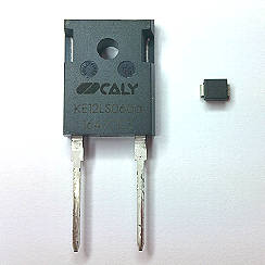 small footprint SiC Current Limiting Devices (CLD)