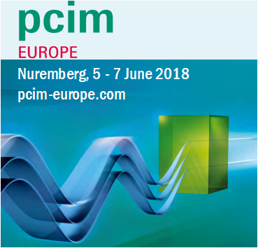 CALY Technologies at PCIM Europe 2018, Nuremberg, 5 – 7 June 2018