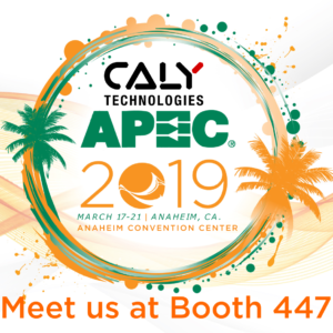 Meet CALY Technologies at APEC 2019
