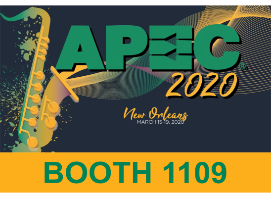 CALY Technologies at APEC 2020, March 15-19, New Orleans (LA)